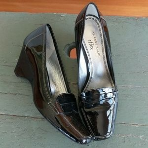 ANNE KLEIN IFLEX WEDGES